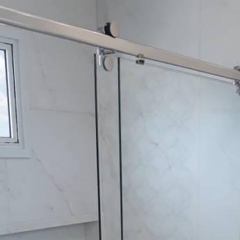 Comprar produto Box Roldana para Banheiro em Box para Banheiro pela empresa Vidraçaria Engenho das Artes em Atibaia, SP
