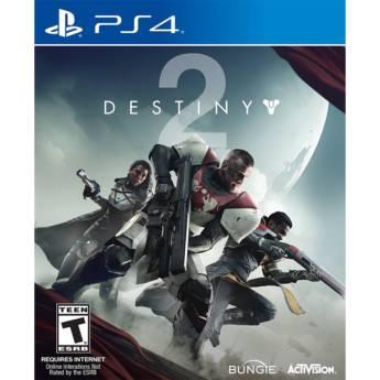 Comprar o produto de Destiny 2 - PS4 em Jogos Novos pela empresa IT Computadores, Games Celulares em Tietê, SP por Solutudo