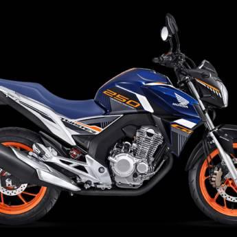 Comprar o produto de CB Twister ABS Special Edition em Lojas de Motos pela empresa Freire Motos em Botucatu, SP por Solutudo