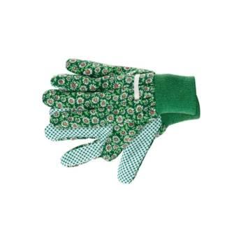 Comprar o produto de Luva de jardinagem em algodão com ponti em Floriculturas em Botucatu, SP por Solutudo