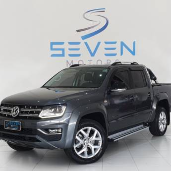 Comprar o produto de VW AMAROK 3.0 V6 CD 4X4 HIGHLINE TURBO INTERCOOLER AUT. - 2019/2018 em Carros em Botucatu, SP por Solutudo
