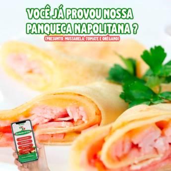 Comprar o produto de Panqueca Napolitana em Alimentos pela empresa Pankeka & Cia em Jundiaí, SP por Solutudo