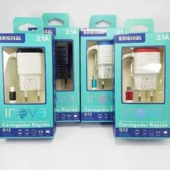Comprar o produto de Carregar turbo para Iphone, todos os modelos em Carregadores em Botucatu, SP por Solutudo