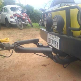 Comprar o produto de Towbar em Acessórios de Carros pela empresa BODE Carretas e Engates em Tietê, SP por Solutudo