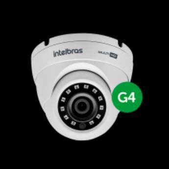 Comprar o produto de Câmera infravermelho Multi HD VHD 3220 D G4 Intelbras em Câmeras Dome pela empresa Nksec Segurança e Tecnologia em Jundiaí, SP por Solutudo