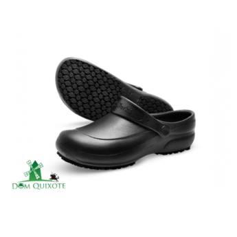 Comprar o produto de Sapato Babuch - SOFT WORKS em Calçados de segurança pela empresa Dom Quixote Equipamentos de Proteção Individual em Jundiaí, SP por Solutudo