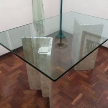 Comprar o produto de Tampos de Mesa de vidro em Casa, Móveis e Decoração em Jundiaí, SP por Solutudo