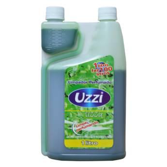Comprar o produto de Limpador perfumado concentrado - 1l em Sanitários em Mineiros, GO por Solutudo