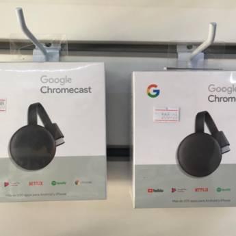 Comprar o produto de Chromecast Google em Claro TV em Boituva, SP por Solutudo