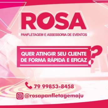 Comprar produto Propague sua campanha pelo WhatsApp em Marketing e Internet pela empresa Rosa Panfletagem em Aracaju, SE
