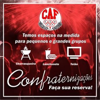 Comprar o produto de Confraternização Caf Sport em A Classificar pela empresa CAF - Centro de Atividade Física em Boituva, SP por Solutudo