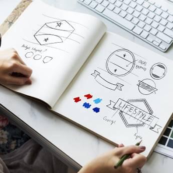 Comprar o produto de Logotipos em Comunicação Visual em Atibaia, SP por Solutudo