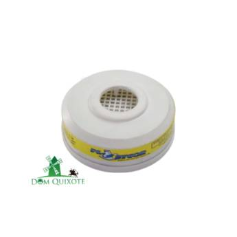 Comprar o produto de Cartucho Fit para respirador 1/4 PLASTCOR  em Respiradores pela empresa Dom Quixote Equipamentos de Proteção Individual em Jundiaí, SP por Solutudo