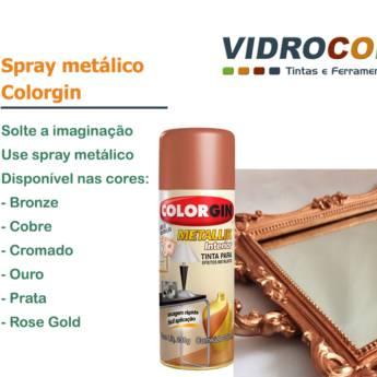 Comprar o produto de Spray Cobre Loja de Tintas Botucatu em Spray em Botucatu, SP por Solutudo