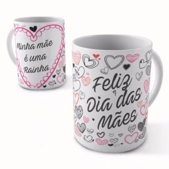 Comprar o produto de Canecas de Porcelana em Variedades pela empresa Plotprint Gráfica Express em Atibaia, SP por Solutudo
