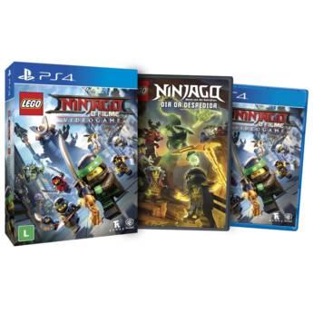 Comprar o produto de The LEGO NINJAGO  - PS4  em Jogos Novos pela empresa IT Computadores, Games Celulares em Tietê, SP por Solutudo