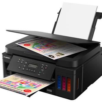 Comprar o produto de Canon MEGA-TANK Multifuncional Colorida em Impressoras e Acessórios em Aracaju, SE por Solutudo