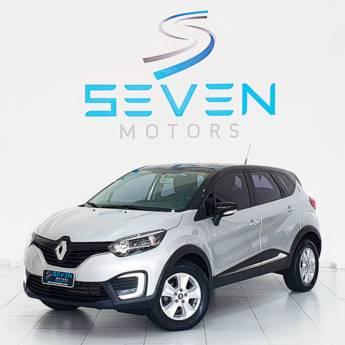 Comprar o produto de RENAULT CAPTUR 1.6 16V 4P FLEX SCE LIFE X-TRONIC CVT 2019 em Carros em Botucatu, SP por Solutudo