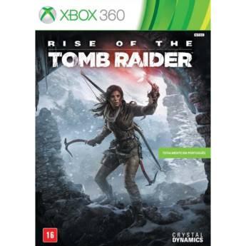 Comprar o produto de Rise of the Tomb Raider - XBOX 360 em Jogos Novos pela empresa IT Computadores, Games Celulares em Tietê, SP por Solutudo