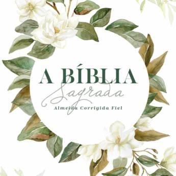 Comprar o produto de BÍBLIA ACF MAGNÓLIA BRANCA em Bíblias em Jundiaí, SP por Solutudo