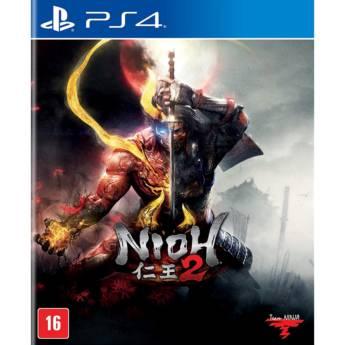 Comprar o produto de Nioh 2 - PS4 em Jogos Novos pela empresa IT Computadores, Games Celulares em Tietê, SP por Solutudo