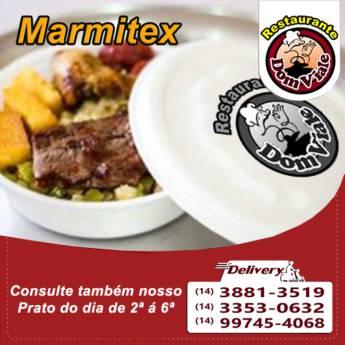 Comprar o produto de Marmitex em Marmitex em Botucatu, SP por Solutudo