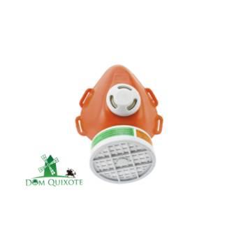 Comprar o produto de Respirador facial 1/4 - PLASTCOR  em Respiradores pela empresa Dom Quixote Equipamentos de Proteção Individual em Jundiaí, SP por Solutudo