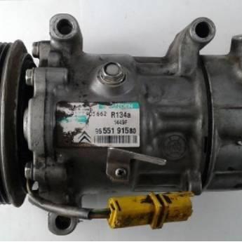 Comprar o produto de COMPRESSOR DE AR CONDICIONADO PEUGEOT 206 em Compressor de Ar pela empresa Ache Fácil Auto Peças em Jundiaí, SP por Solutudo