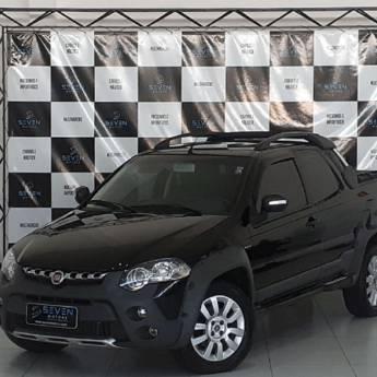Comprar o produto de FIAT STRADA – 1.8 MPI ADVENTURE CD 16V FLEX 2P AUTOMÁTICO 2014 em A Classificar em Botucatu, SP por Solutudo