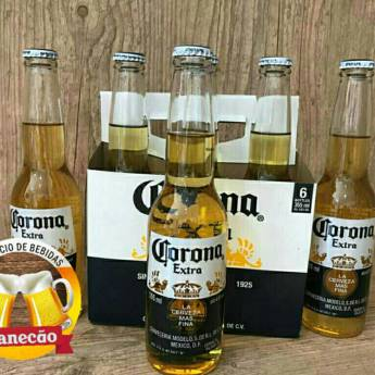 Comprar o produto de Cerv. Corona 355ml c/6 em A Classificar em Botucatu, SP por Solutudo