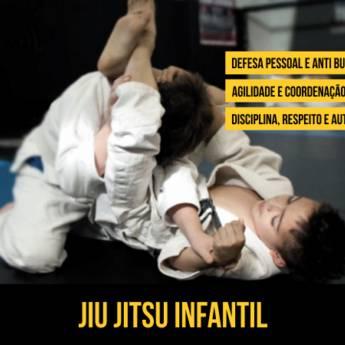 Comprar o produto de Aulas de Jiu Jitsu Infantil em Aulas e Cursos Esportivos em Jundiaí, SP por Solutudo