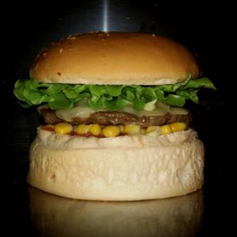 Comprar produto Burger Salada em Hamburgueres pela empresa Titão Burger Cozinha Nordestina em Foz do Iguaçu, PR