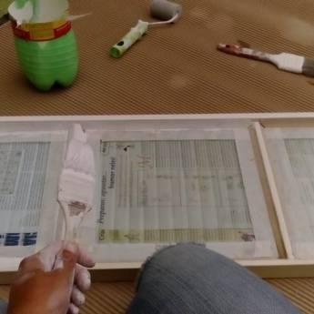 Comprar o produto de Pintura de Ferragem  em Reparos em Botucatu, SP por Solutudo
