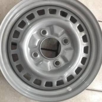 Comprar o produto de Rodas de aço originais diversas  em Carros em Botucatu, SP por Solutudo