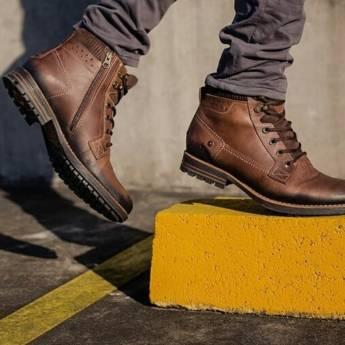 Comprar produto Botas Masculinas em Calçados pela empresa Lojas Conceito Confecções e Calçados - Vestindo e Calçando Toda a Família em Atibaia, SP