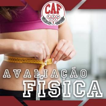 Comprar o produto de Avaliação Física em A Classificar pela empresa CAF - Centro de Atividade Física em Boituva, SP por Solutudo