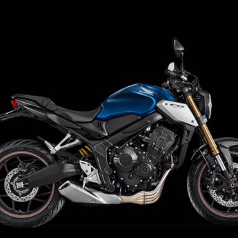 Comprar o produto de CB 650R  em Lojas de Motos em Botucatu, SP por Solutudo