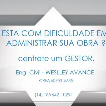 Comprar o produto de Administração, Coordenação e Supervisão de Obra em Engenharia - Engenheiros em Botucatu, SP por Solutudo