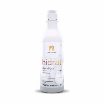 Comprar o produto de Shampoo Hidrat Mandioca 500 ml da Tree liss em A Classificar em Araçatuba, SP por Solutudo