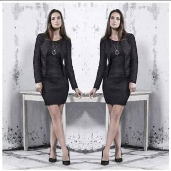 Comprar o produto de Jaqueta dublado ray Viviane Furrier em Roupas e Acessórios pela empresa Loja Ego - Moda Feminina Multimarcas em Botucatu, SP por Solutudo