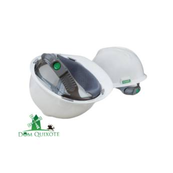 Comprar o produto de Capacete MSA Branco  em Capacetes pela empresa Dom Quixote Equipamentos de Proteção Individual em Jundiaí, SP por Solutudo