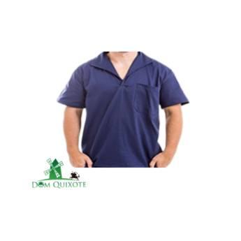 Comprar o produto de Camisa de brim para uniforme em Vestimenta de Proteção pela empresa Dom Quixote Equipamentos de Proteção Individual em Jundiaí, SP por Solutudo