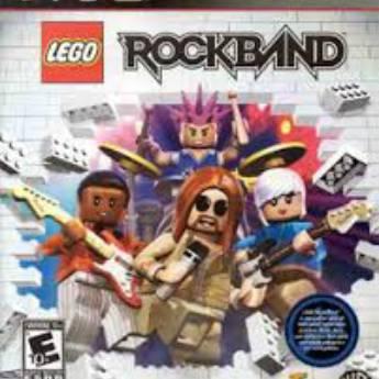 Comprar o produto de Lego RockBand - PS3 (usado) em Jogos Usados em Tietê, SP por Solutudo