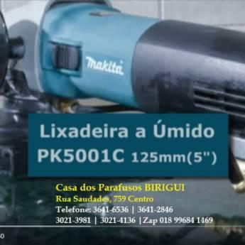 Comprar o produto de Ferramentas Makita  em Máquinas Elétricas em Birigui, SP por Solutudo