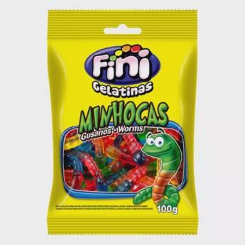 Comprar o produto de Minhocas Fini  em Alimentos e Bebidas pela empresa Eloy Festas em Jundiaí, SP por Solutudo
