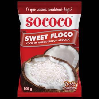 Comprar o produto de Coco Sweet Floco em Alimentos e Bebidas pela empresa Eloy Festas em Jundiaí, SP por Solutudo