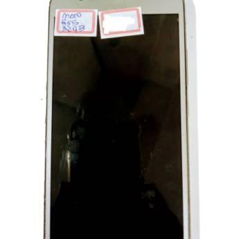 Comprar o produto de Moto G5s Dual Sim 32 Gb Prata 2 Gb Ram em Usados pela empresa Multi Consertos - Celulares,  Informática e Vídeo Games em Botucatu, SP por Solutudo