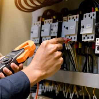 Comprar o produto de Interligação de comando entre gerador e USCA. em Instalação Elétrica em Atibaia, SP por Solutudo