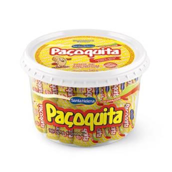 Comprar o produto de Paçoquita Rolha Santa Helena  em Alimentos e Bebidas pela empresa Eloy Festas em Jundiaí, SP por Solutudo