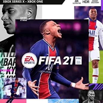 Comprar o produto de FIFA 21 - XBOX ONE em Jogos Novos pela empresa IT Computadores, Games Celulares em Tietê, SP por Solutudo